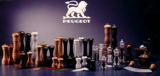 One million mills sold - Peugeot Saveurs